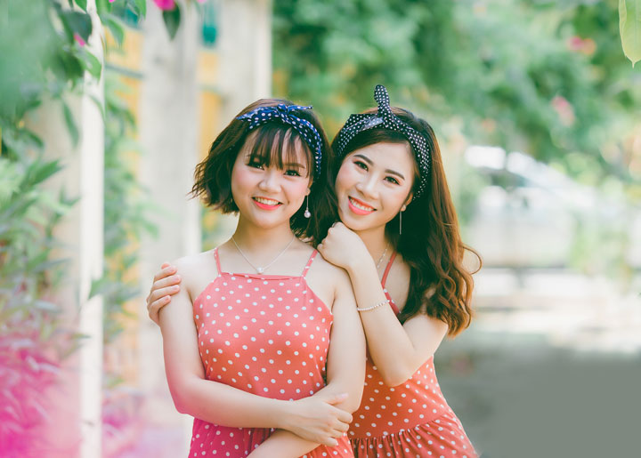 beautiful Indonesian girls