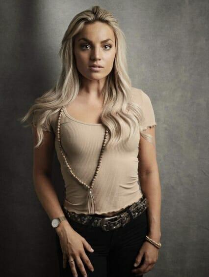 Scandinavian woman